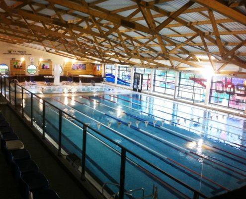 instalaci n sistema de aerotermia en piscina municipal