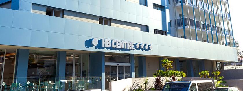 Fachada Benidorm Centre